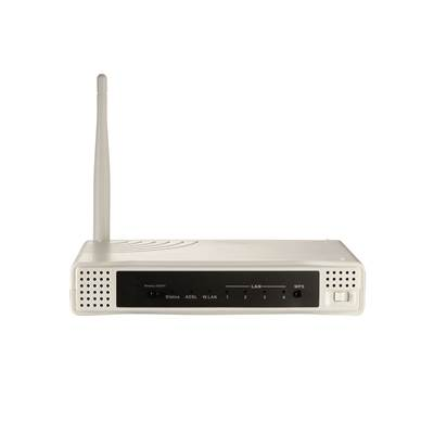 ROUTEUR WIFI 300 MBPS + 4x10/100 802.11B/G/N