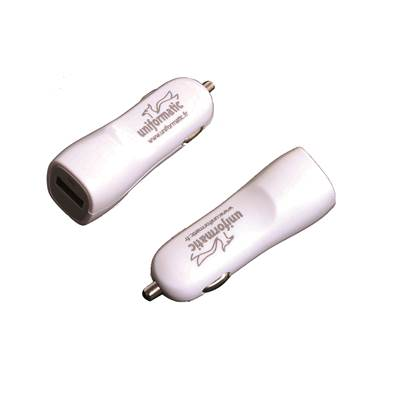 CHARGEUR ALLUME-CIGARE USB 2A