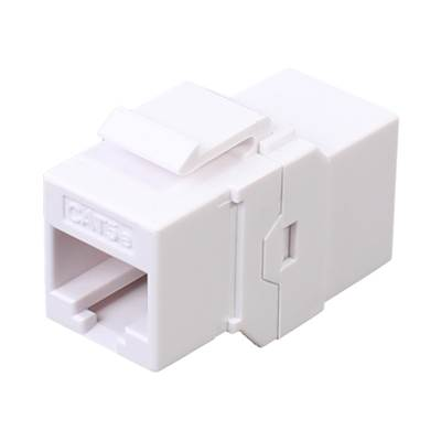 COUPLEUR KEYSTONE RJ45 CAT 5e UTP