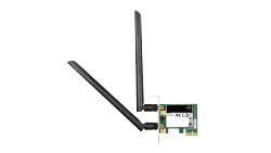 CARTE WIFI PCI EXPRESS 1200MBPS PCI EXPRESS LOW + FULL PROFILE