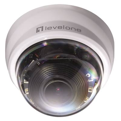 CAMERA IP DOME INT POE PTZ JOUR/NUIT 2 MEGAPIXEL ZOOM OPT 3X